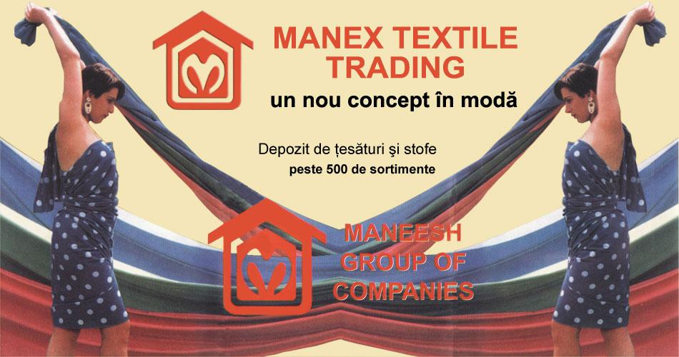 tesaturi, stofe - manex textile